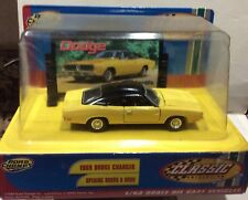 1969 Dodge Charger Classic Collectibles Road Champs 1:43 FREE SHIPPING