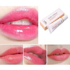 Women Moisturizing Exfoliating Anti Wrinkle Lip Gel Labial Enhancer Scrub Care