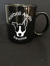 Hairball Audio Seattle Coffee Mug All Buttons In