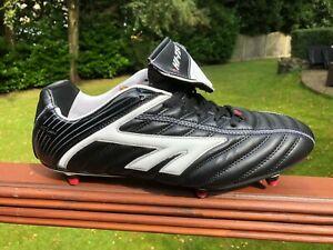Hi-Tec Mens LEAGUE  SI SG Football Boots - UK    11  12 13 - mens   Black/White