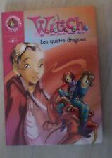 Les quatre dragons Witch  Bibliothèque rose