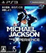 Used PS3 Michael Jackson The Experience SONY PLAYSTATION 3 JAPAN JAPANESE IMPORT
