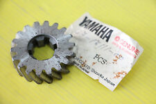 Genuine Yamaha 125 YA6 YA7 Primary drive gear crankshaft NOS. 137-16111-00