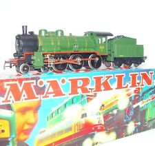 "Marklin AC HO 1:87 Belgium NMBS SNCB CL64 ""64041"" STEAM LOCOMOTIVE MIB`76 RARE!"