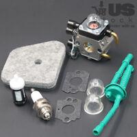 Carburetor Air Fuel filter Gasket Carb for STIHL FS38 FS45 FS46 FS55 KM55 FS85