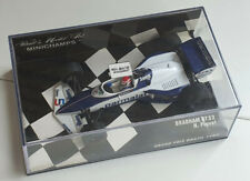Brabham-BMW BT52 N.Piquet 1983 winner Brazilian GP. Minichamps 1:43 430 830005