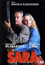 Sara (DVD) Maciej Slesicki (Shipping Wordwide) Polish film