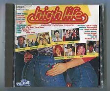 high life cd UNGEKÜRZTE ORIGINAL TOP-HITS © 1984 barry gibb FRIDA fancy SAVAGE