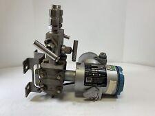 ITT Barton FHCG-1008 DP Traditional Flow Transmitter