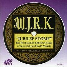 West Jesmond Rhythm Kings - Jubilee Stomp (2002)  CD  NEW/SEALED  SPEEDYPOST