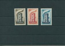 Luxembourg Vintage Yearset Yearset 1956 Mi. 555-557 Mint MNH More Sh Shop