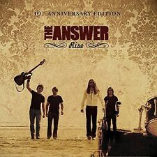 The Answer - Rise (10th Anniversary Edition) [New CD] UK - Import