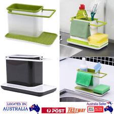 Kitchenware Organizer Bathroom Kitchen Sink Caddy Tidy Storage Holder Shelf NEW!