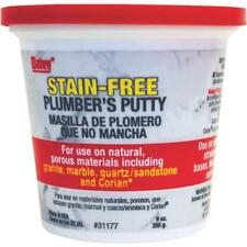18 Pk Oatey 9 Oz Stain-Free Plumber's Putty For Natural Surfaces 31177