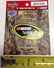 2018 Camo Nascar Racing Sprint Cup Sticker Decal Realtree Camouflage Round 3 48