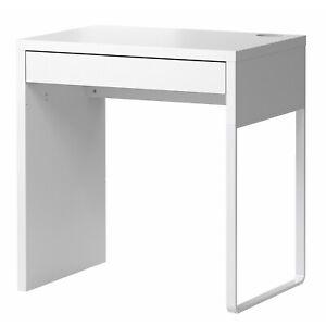 IKEA MICKE WEIß Bürotisch Büro Tisch PC Schreibtisch Computertisch