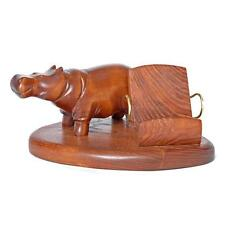Hippo Luxury Wooden Universal Iphone Cellphone Smartphone Desktop Holder Stand