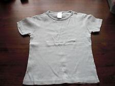 C&A Mädchen-Tops, - T-Shirts & -Blusen mit Rundhals-Ausschnitt ohne Muster