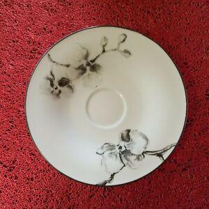"NWT Michael Aram BLACK ORCHID 6 3/4"" Souser Dessert Appetizer  One (1) Plate"