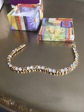 Beautiful Swarovski Crystal Tennis Bracelet