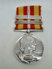 Voluntary Medical Services Medal To Lady Elena Bennett.