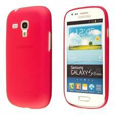 Samsung Galaxy S3 mini i8190 case  schutz hülle handy tasche dünn flach leicht