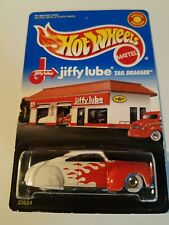 Hot Wheels Jiffy Lube Tail Dragger with Real Riders (FC2/C3)