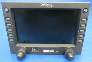 Avidyne EX-500 MFD 700-00007-004 RDR-130/150/160 Radar Option Duncan 8130 2020