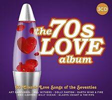 Various Artists - 70s Love Album / Various [New CD] UK - Import