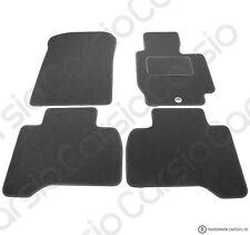 Suzuki Grand Vitara 2005 to 2013 (5 Door) Tailored Black Car Floor Mats Carpets