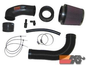 K&N Performance Air Intake System For HONDA JAZZ L4-1.4L F/I, 2002-2006 57-0602