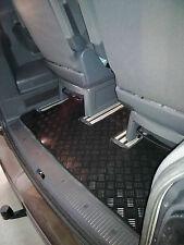 $$$ Gummimatte für VW T5 Multivan Bus KOFFERRAUM + Gummi- Fußmatte + Maß + NEU