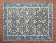 Parsian Designs Beacon Gray Rug Handmade Wool Area RUGS & Carpet