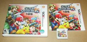 Super Smash Bros. for Nintendo 3DS Fast Shipping