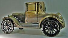1920s Pontiac Antique Vintage GT Sport Car 18 Metal 12 Bronze 43 Rare 1 24