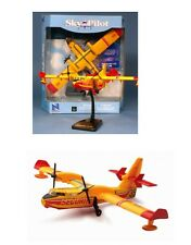 Maquette Canadair CL415 Aux Couleurs De La Sécurité Civile 26 cm