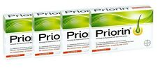 Bayer Priorin Anti Hair Loss Growth - 480 Capsules/Box - German Product