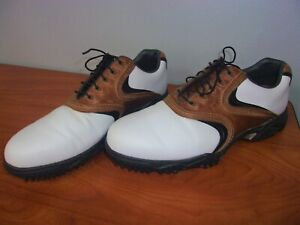 FootJoy Contour Series Waterproof Leather Golf Shoes 10.5