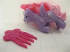 My Little Pony McDonalds Cake Topper 2008 STARSONG STAR SONG WITH COMB
