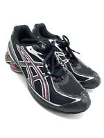 Asics Gel-Frantic 4 T9C7N Black Pink Running Training Shoes Women's Sz 8