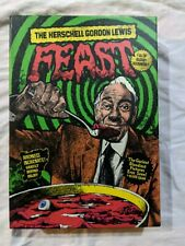 The Herschell Gordon Lewis Feast Box Set - 17 Disc Blu-ray Set - Like New