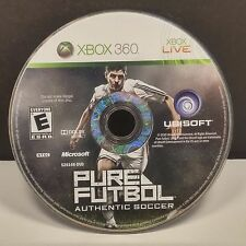 Pure Futbol (Microsoft Xbox 360, 2010)(DISC ONLY)#9309