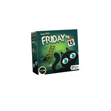 FRIDAY THE 13TH GAME BY IELLO GAMES | BN | IEL00037