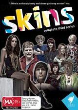 SKINS Series SEASON 3 : NEW DVD