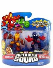 Spider-Man Marvel Super Hero Squad Action Figures