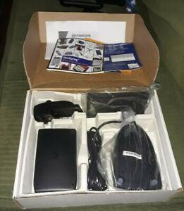 Handspring Visor Deluxe Handheld Palm Pilot W/ Accessories Glenayre Activelink