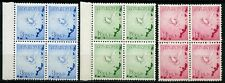 RYUKYUS ISLANDS SCOTT #C1/3 SET OF BLOCKS   MINT NEVER HINGED ORIGINAL GUM