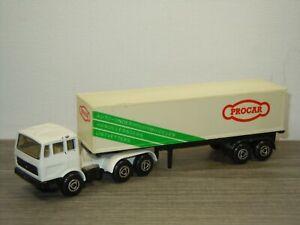 Mercedes Truck & Trailer Procar - Efsi *51499