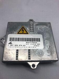 Xenon Controlador Lastre / Balastro BMW E46 E63 E83 Mini R50 074 Nuevo Original