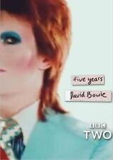 DAVID BOWIE: FIVE YEARS - 90 MINUTE FILM DOCUMENTARY DVD FROM BBC TWO